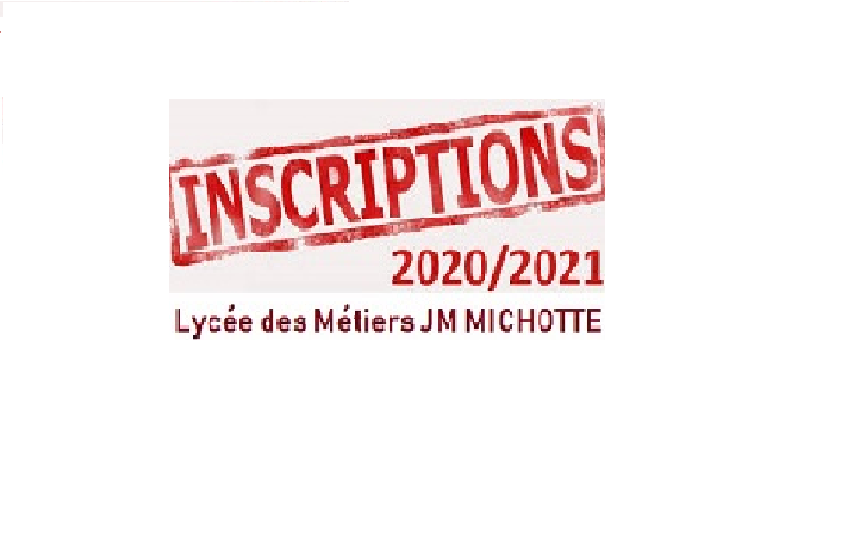 INSCRIPTIONS RENTREE 2020